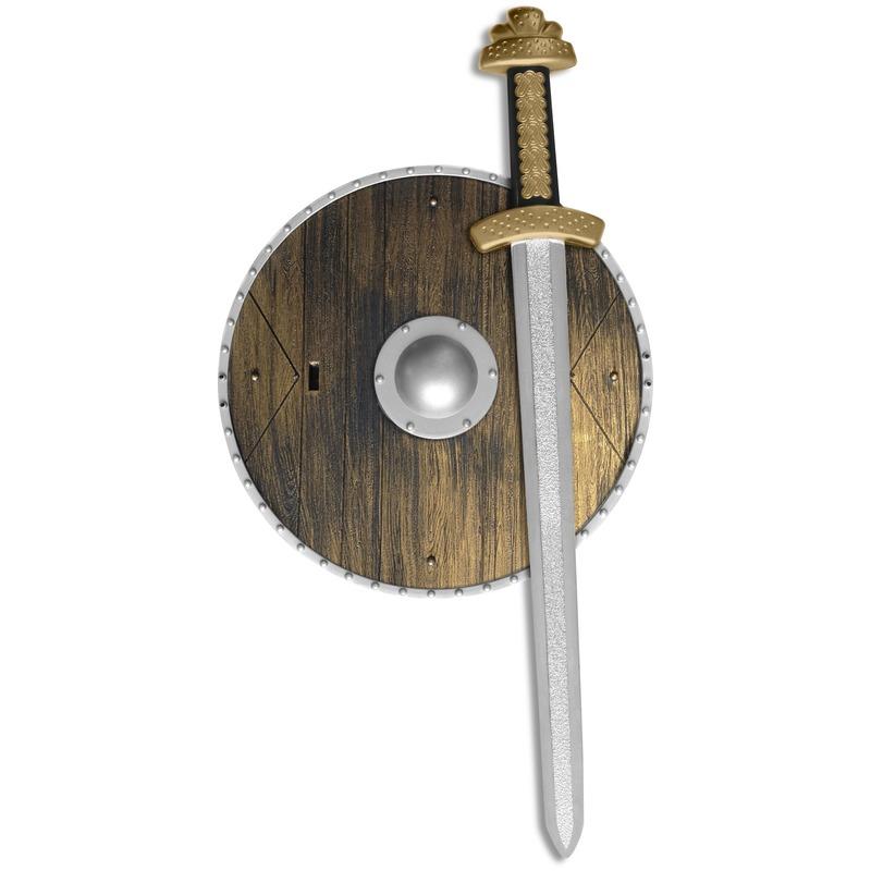 Verkleed Wapen set zwaard met schild
