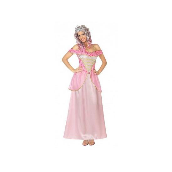 Verkleedjurk prinses roze