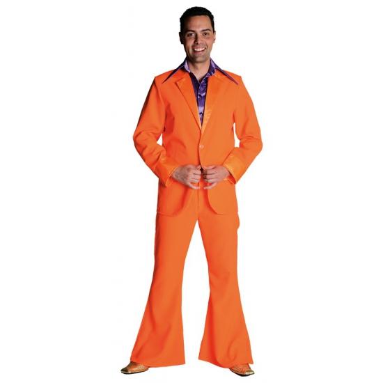 Verkleedkleding Oranje heren kostuum