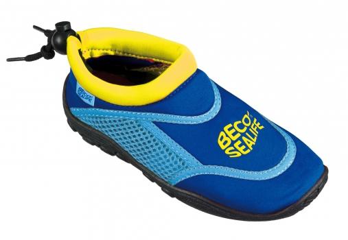 Waterschoenen voor kids blauw