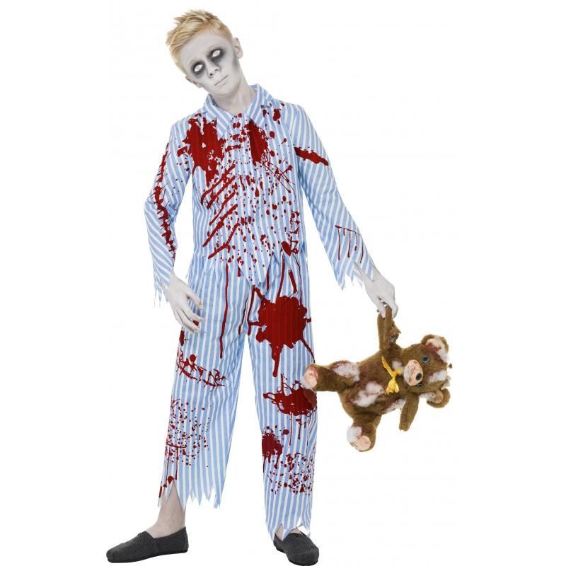 Zombie pyjama voor jongens