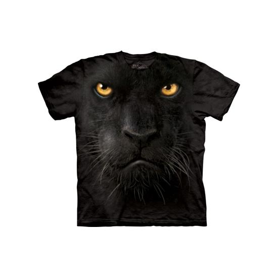 Zwarte panter T-shirt voor kinderen